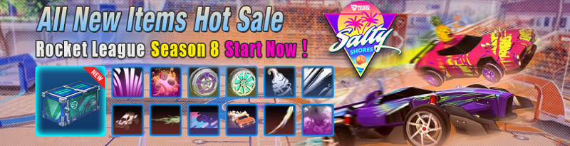 Buy & Sell Rocket League Impact Crates & All New Items At