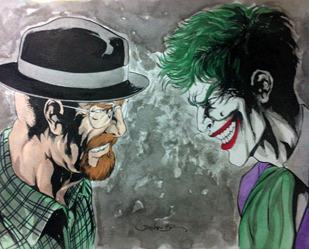 Heisenberg & Joker