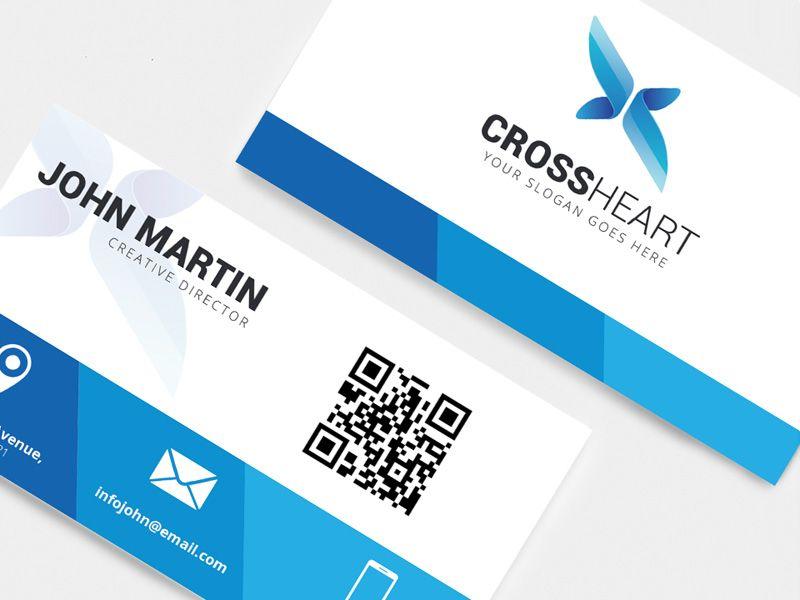Business Karte Kostenlos Plus Visitenkarten Kostenlos