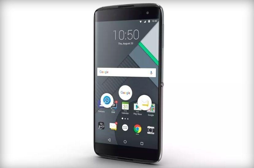 BlackBerry DTEK60 Akıllı Telefon