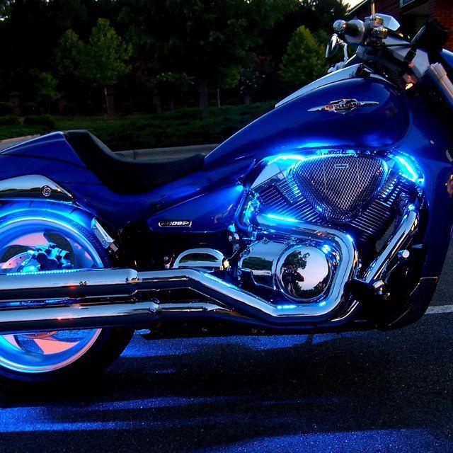 Motorcycle Led Light Kit Led Light Kits Motorcycle Lights