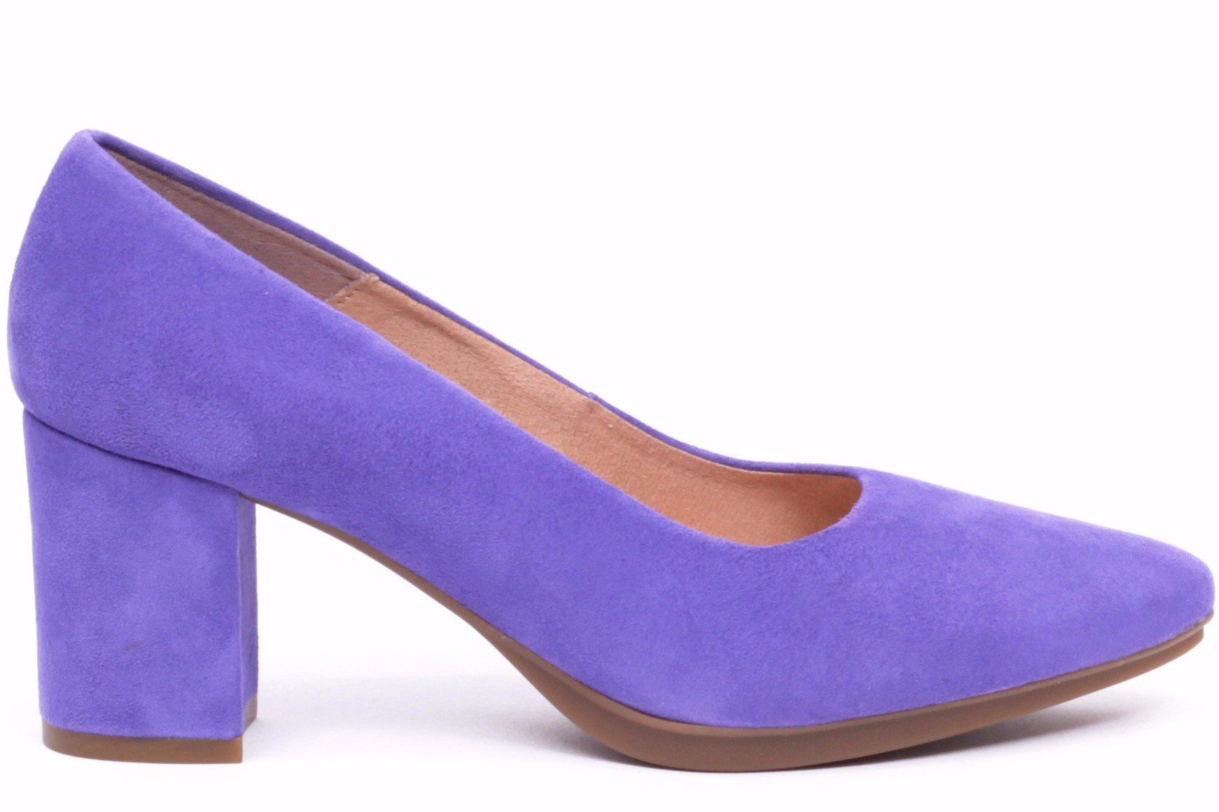 2f99c48a4 miMaO Urban S Amatista - Zapato mujer de tacon salon vestir cómodo - women  high heels shoes blue comfort pumps