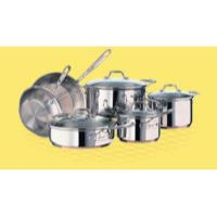 Emerilware Stainless Steel 10 Piece Cookware Set Reviews