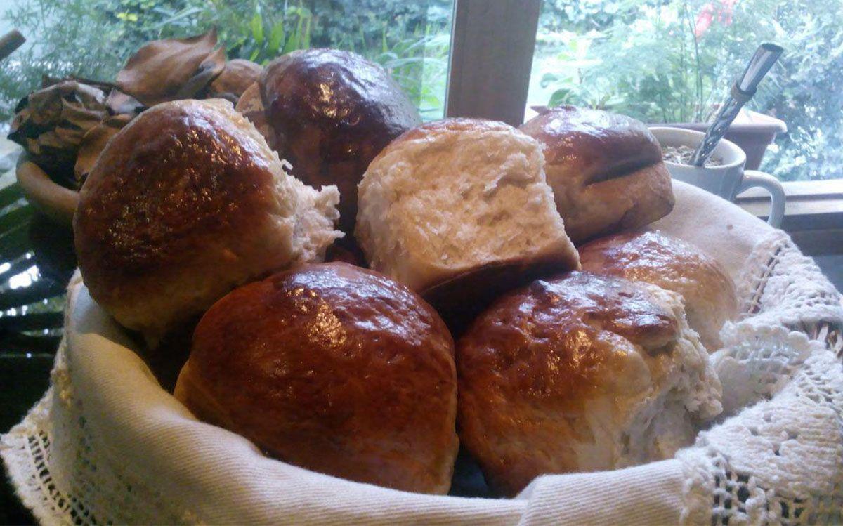 Receta pancitos de naranja receta panes naranja for Platillos franceses faciles