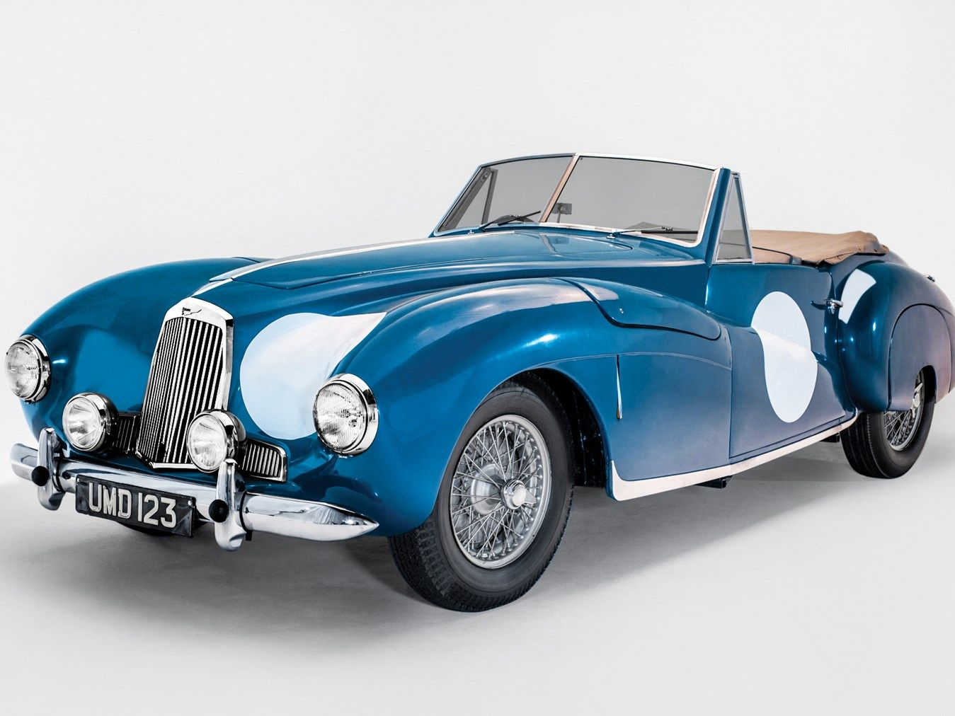 1949 Aston Martin 2-Litre Sports \'DB1\' Le Mans chassis AMC/49/5 ...