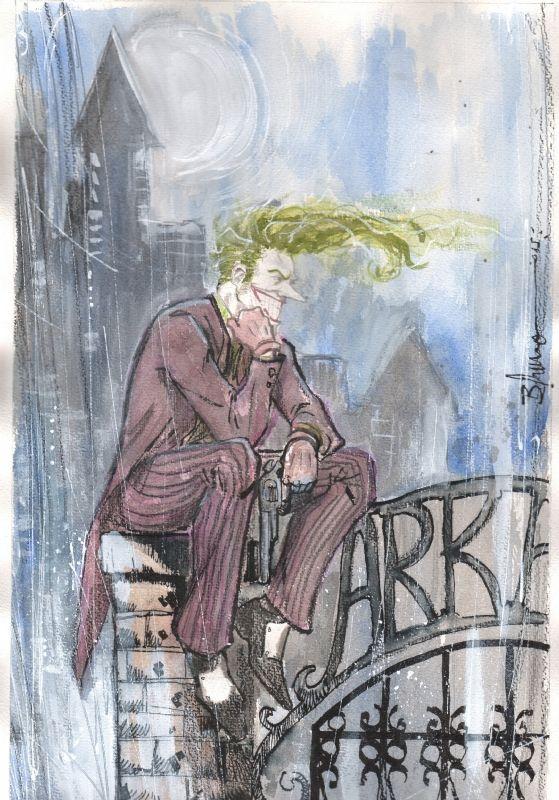 Joker by Breno Tamura