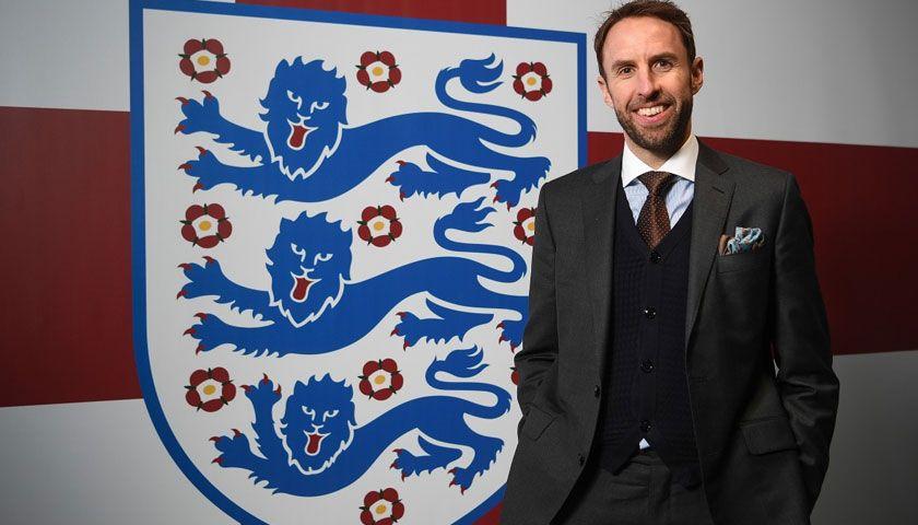 Southgate Backs Deutsche Bank Hackathon England players
