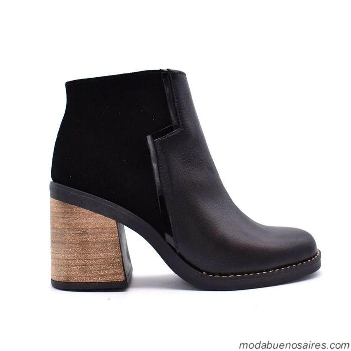 Botas Invierno 2019 Moda Y Comodidad En Botas De Cuero Para Mujer By Por Algo Pasó Zapatos De Invierno Mujer Botas Mujer Invierno Botas Invierno