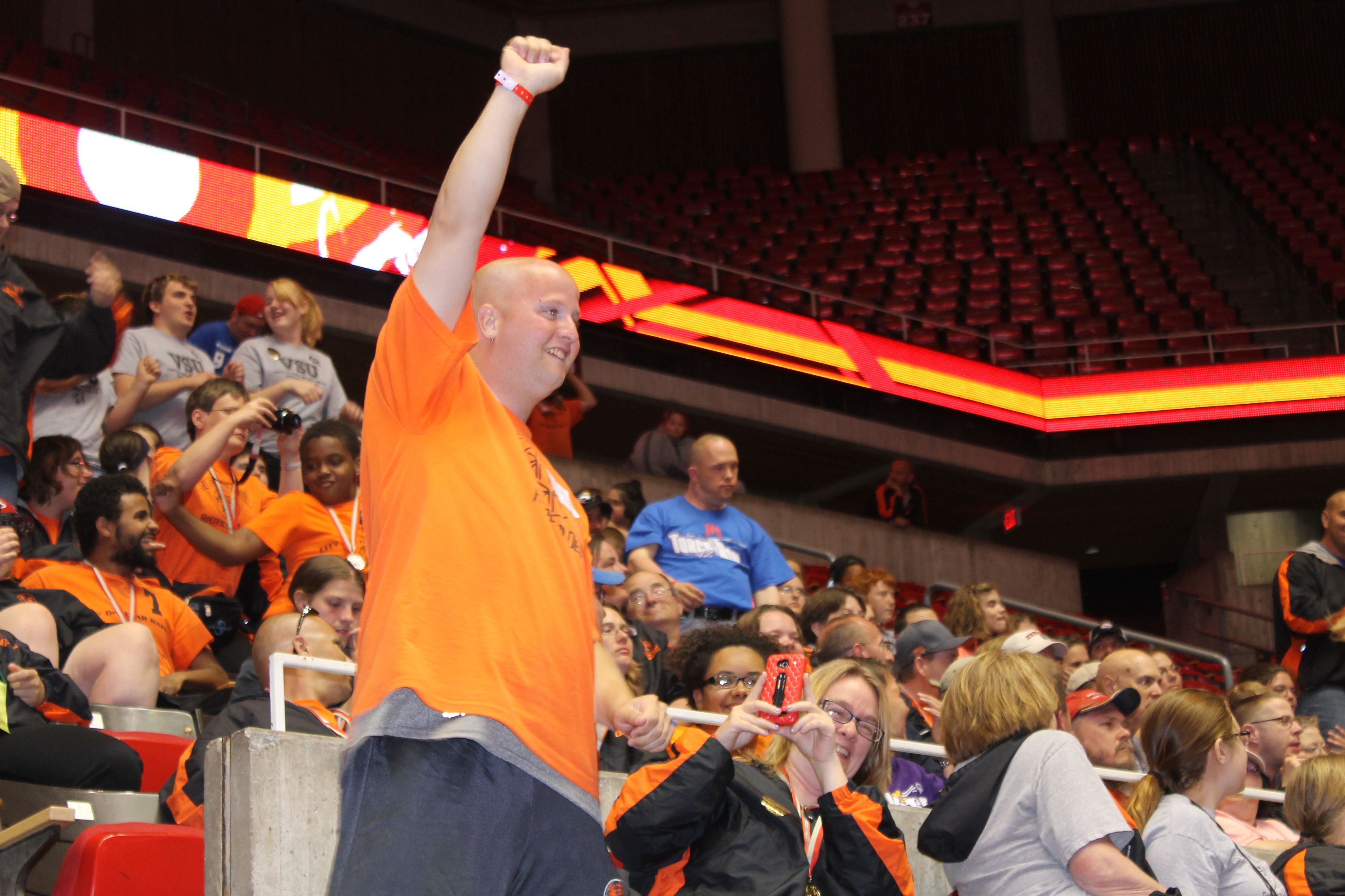 Shoals Special Olympics Banquet | Gallery | timesdaily.com |Special Olympics Dance