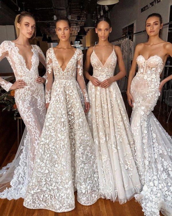 60+ Hottest Berta Wedding Dresses 2020