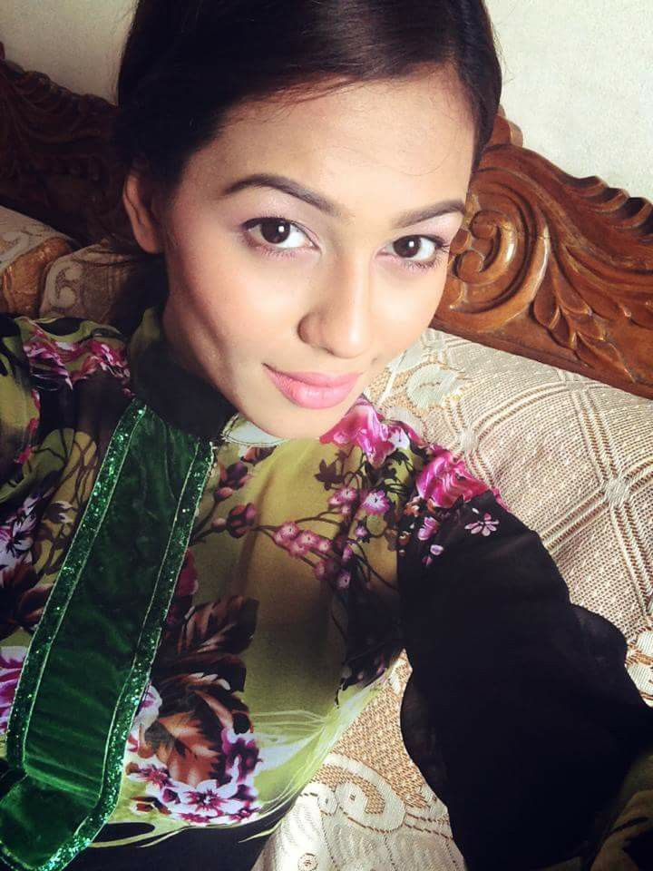 Pretty Nusraat Faria Mazhar 03194 - Baltana