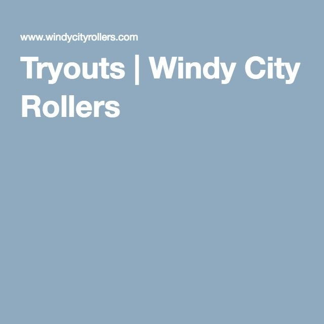 Tryouts | Windy City Rollers