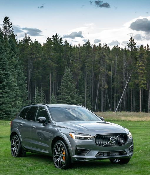 2020 Volvo Xc60 T8 Polestar Engineered Is A Triple Charged Suv Volvo Xc60 Volvo Volvo Xc