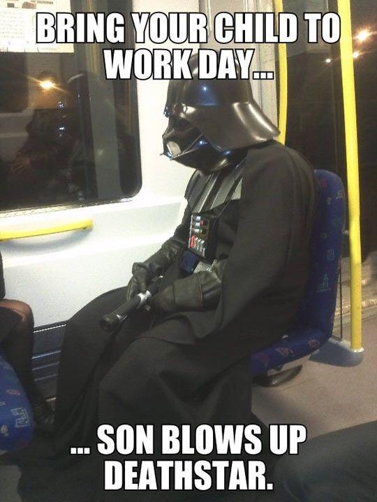 Kids Always Ruin Everything Star Wars Memes Star Wars Humor Star Wars