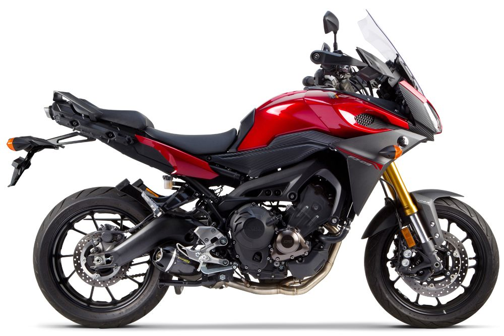 Two Brothers Yamaha FJ-09 Full Exhaust System: