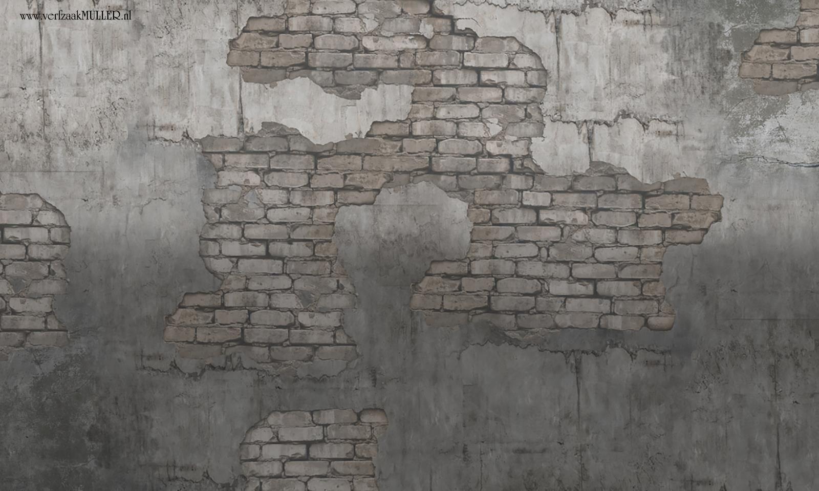 Wallpaper Behang Vanilla Lime Exposed Brick Wallpaper Brick Wallpaper Brick Wallpaper Mural