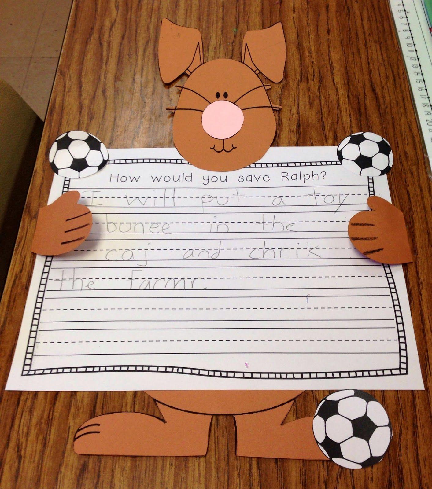 Easter Fun Math Literacy Amp Writing Activities
