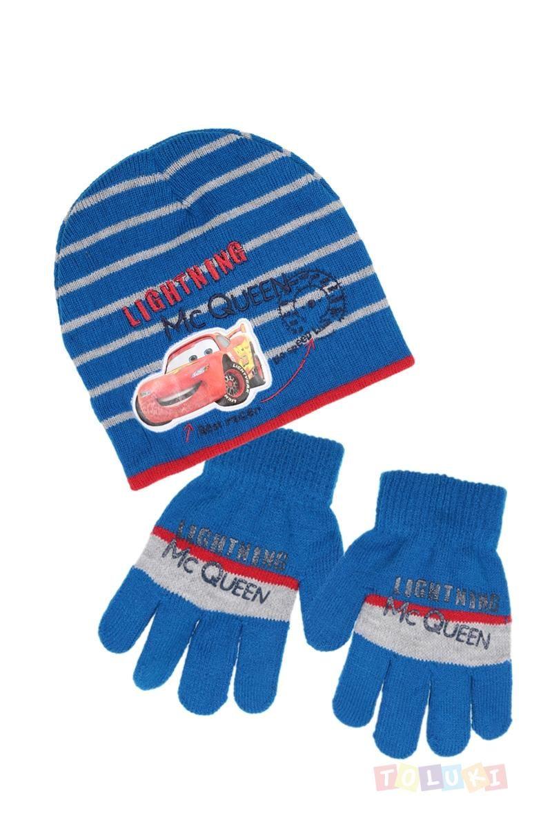 Bonnet et gants  Cars bleu    Toluki http   www.toluki.com prod.php id 795   mode  enfant 396afbf08ae