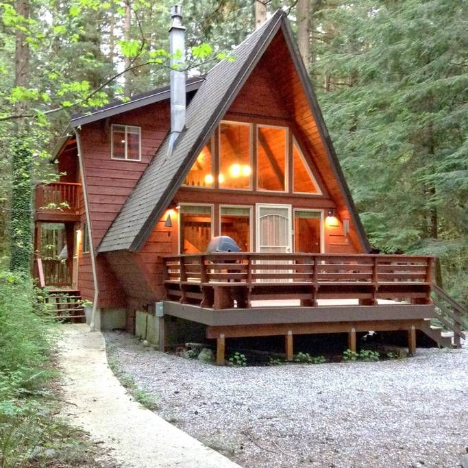 Entire home/apt in Deming, United States. Snowline Cabin