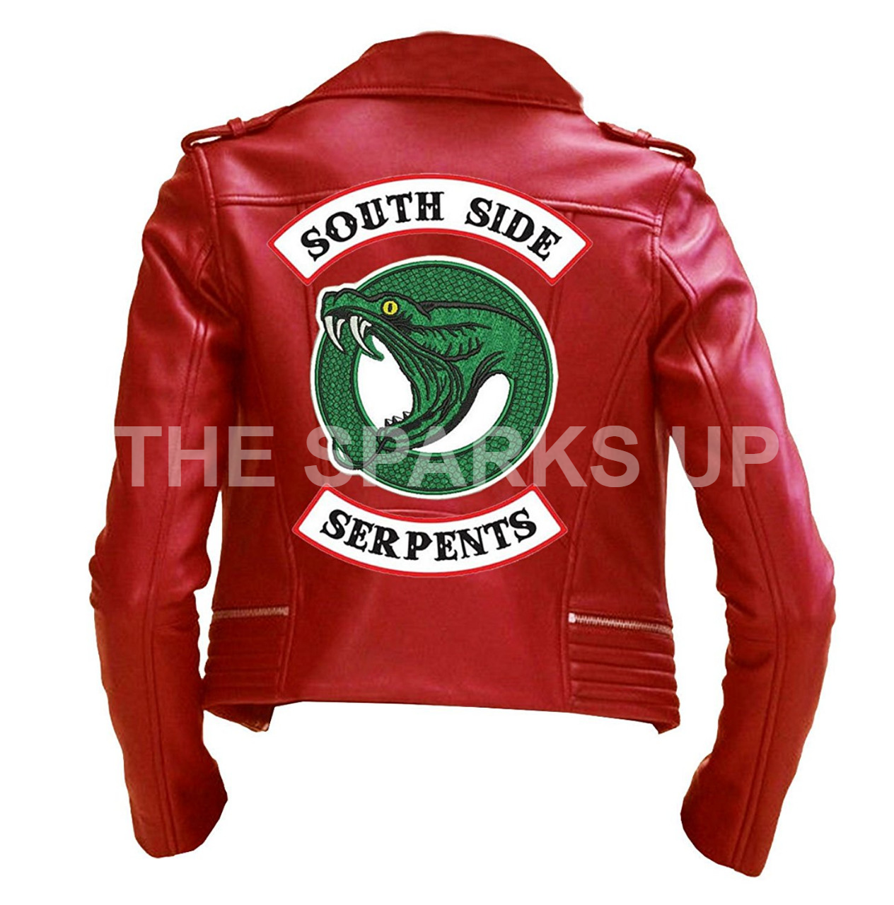 100% authenticated arriving recognized brands Riverdale Southside Serpents Gang Womens Jacket Jughead ...