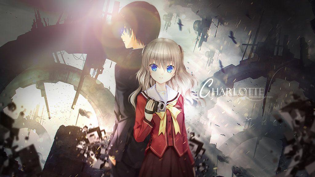 Pin On Anime Download wallpaper anime charlotte hd