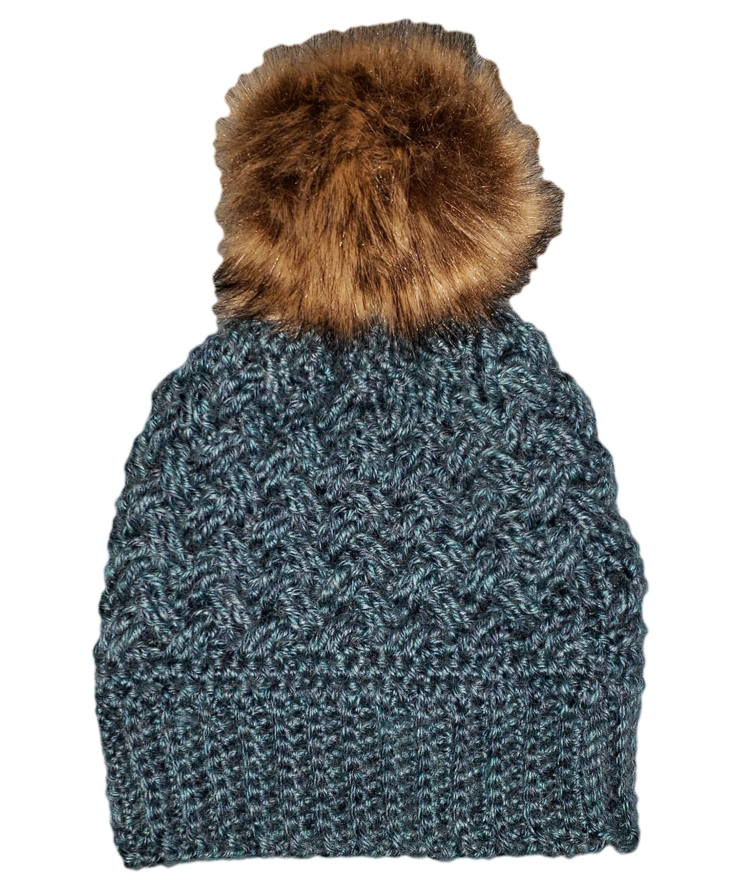 8dfabf14f58 Who doesn t love an oversized faux fur pom  Your new favorite hat is