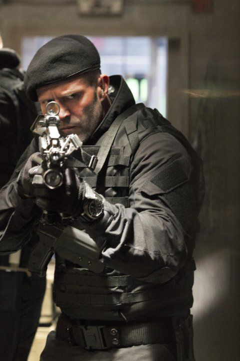 JASON STATHAM IN EXPENDABLES 3