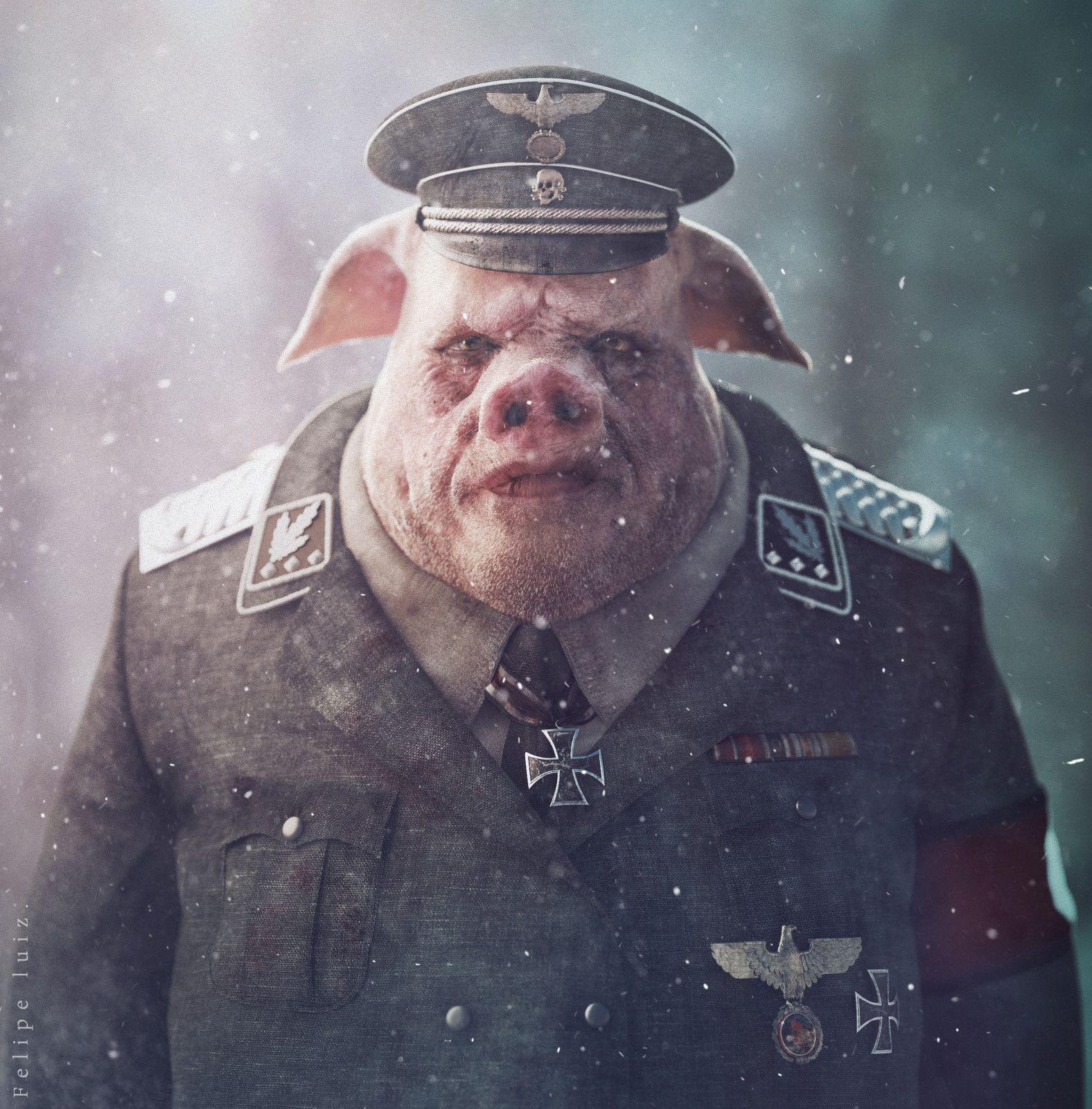 Нацист картинки смешные