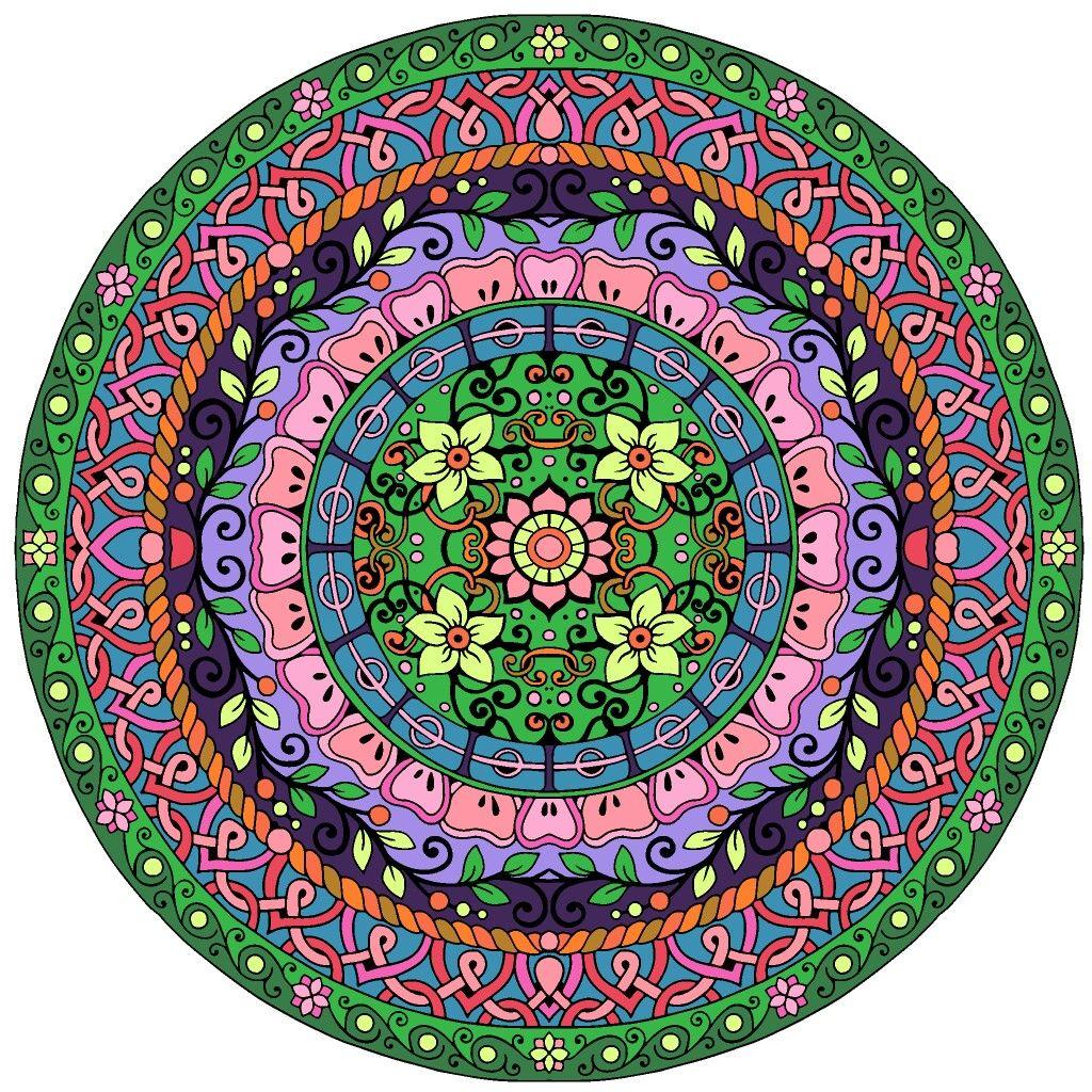 Pin op Mandala Mania
