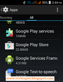 Fix Google Play Store Error 921 - 2