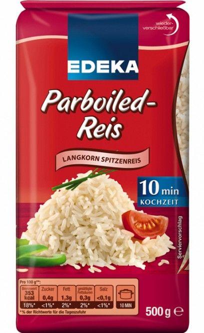 EDEKA Langkorn Spitzenreis Parboiled lose