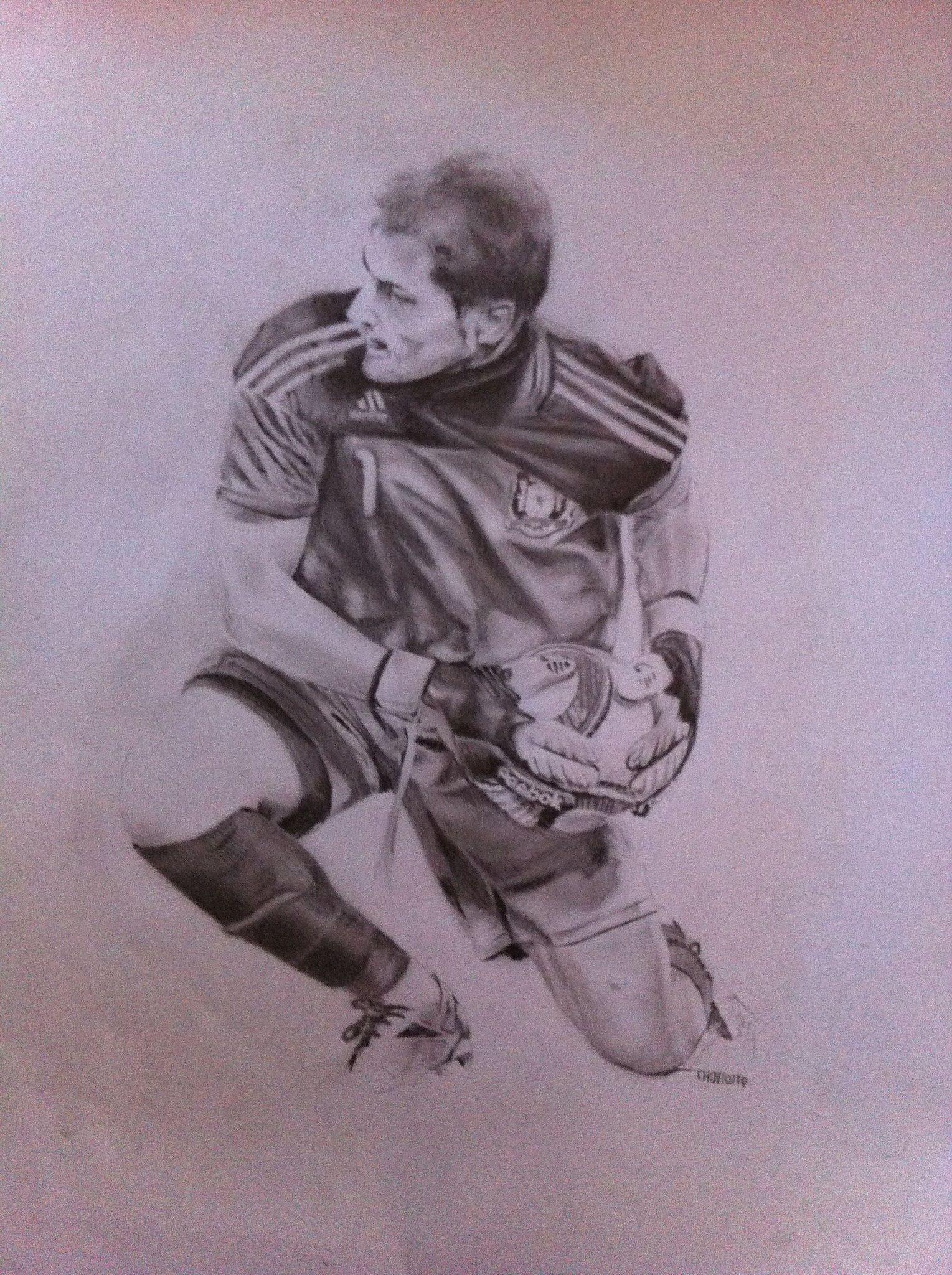 Iker Casillas Arqueros Iker Casillas Y Deportes
