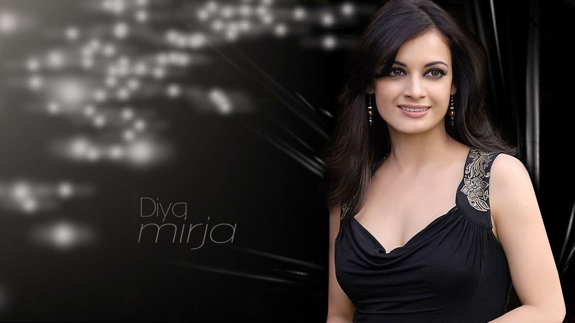 1920x1080 bollywood actress hd wallpapers 1080p diya mirja - Most popular hd wallpapers 1080p ...