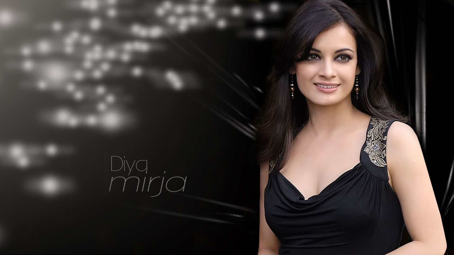 Full Hd Wallpapers Bollywood Actress: 1920x1080 Bollywood Actress Hd Wallpapers 1080p Diya Mirja