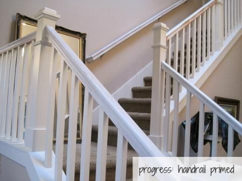 Best Hickory Hardwood Flooring And Staircase Makeover 400 x 300