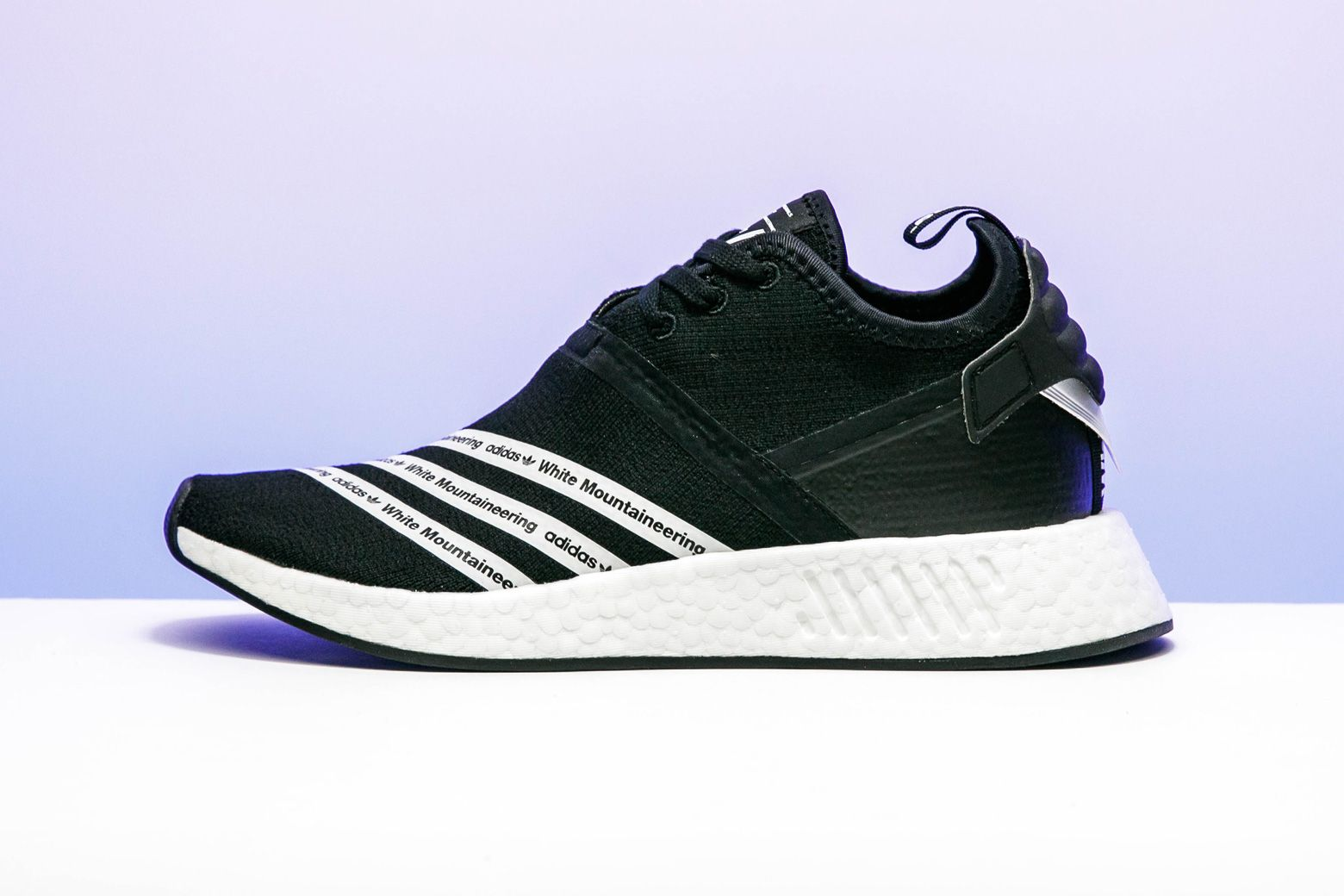 Shop Adidas Men's WH NMD R2 AshAsh Off White Wings And
