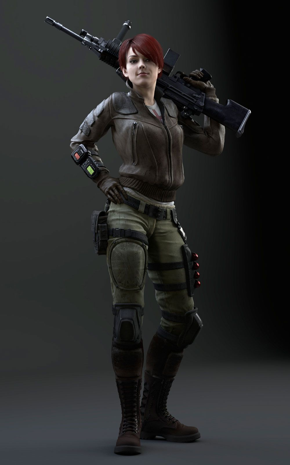 Tweed, Resident Evil: Operation Raccoon City