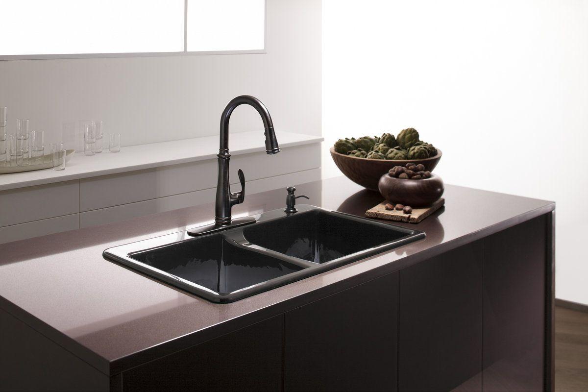 Inexpensive Kohler Kitchen Faucet - http://www.basepaircomm.com ...