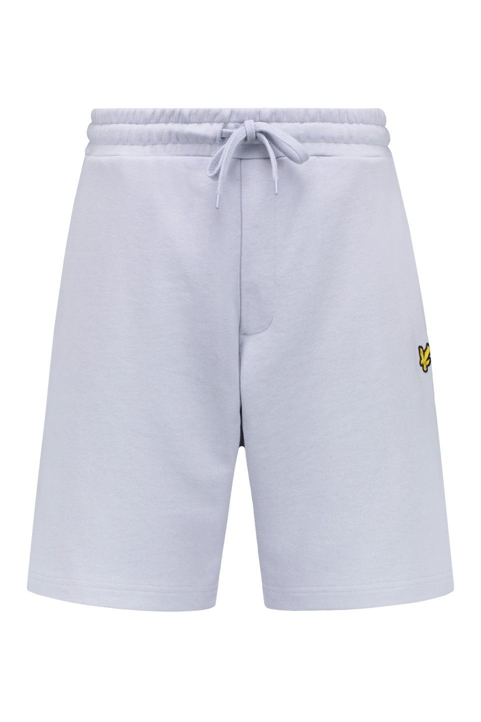Zwembroek Short.Lyle And Scott Sweat Short Cloud Blue Ml414vtr Z468 Man Bloom