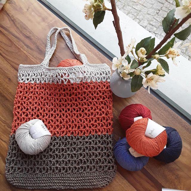 Photo of Free crochet pattern for a grocery store # crochet #crochet #zerowaste