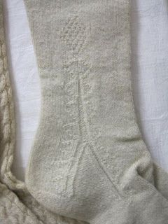 Grainy's Garden: A look at the knitted things in the St Fagans Museum archives