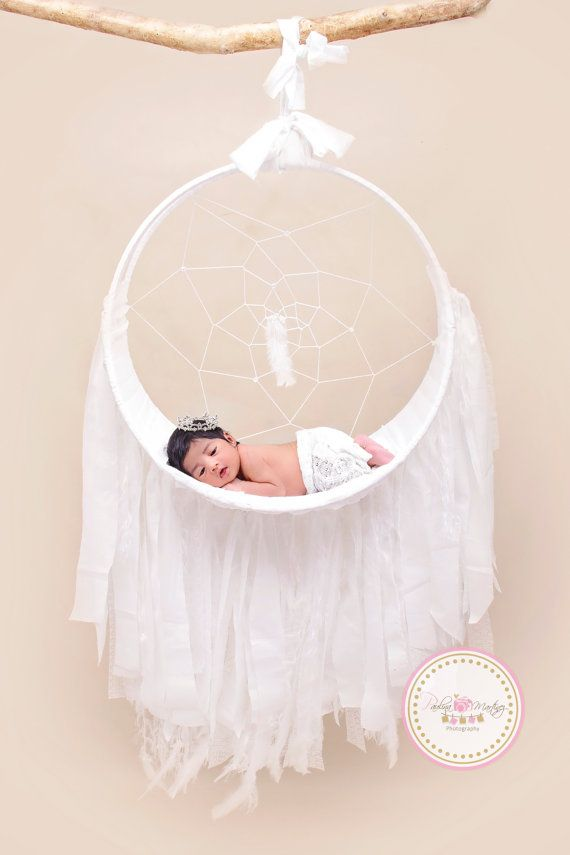 Baby Dream Catcher Photography Prop Newborn Poses Prop Great For
