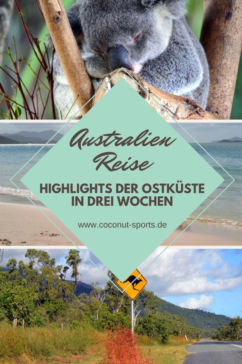 Australien In Drei Wochen Die Ostkuste Sydney Melbourne Australien Reise Australien Urlaub Und Australien