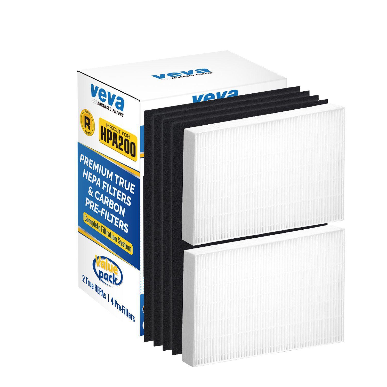 Complete 2 Premium True HEPA Replacement Filter Pack