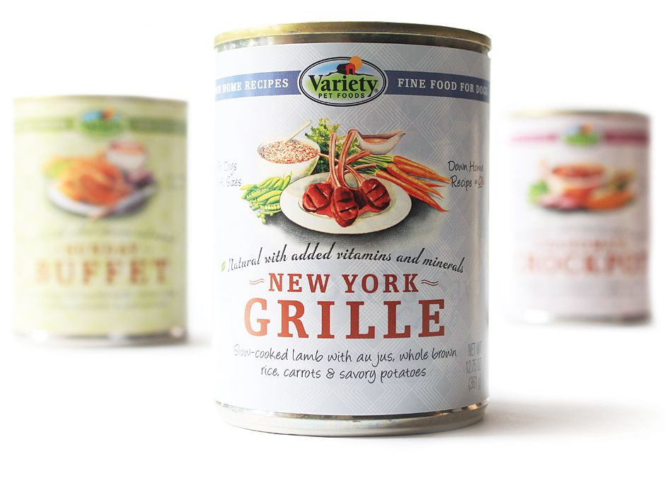 Variety Pet Foods Down Home Recipes