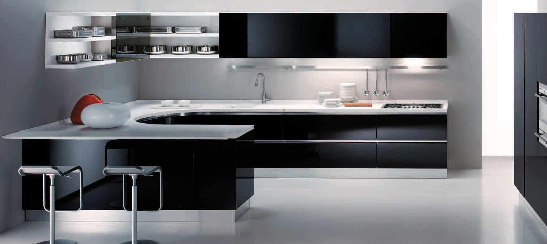 italian kitchens from giugiaro designs. italian modern kitchen