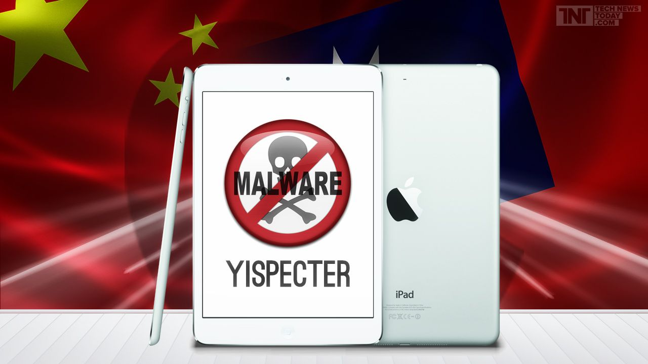 YiSpecter Malware Affecting iPhone Users In China And