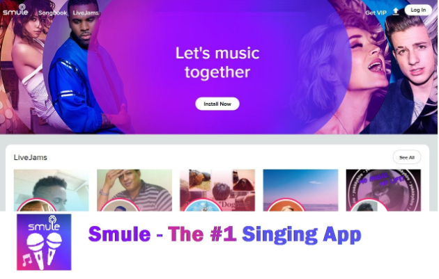 Smule for PC Windows 7/8/10 and Mac [ Download Free ] in