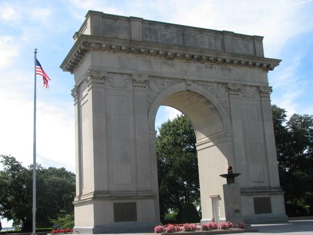 Victory Arch Newport News Va Virginia Is For Lovers Newport News Newport News Virginia