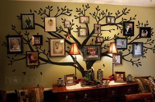 Family Tree Wall Decor   Google Search